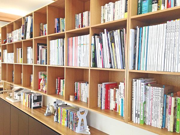 エルハウス図書館1