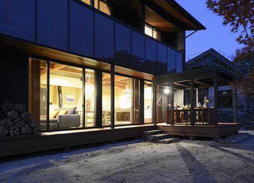 長野県エルハウスくらすの家
