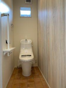 会場のトイレ素敵です