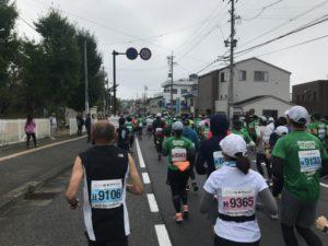 いよいよ第3回松本マラソンがスタートしました!