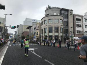 第3回松本マラソン駅近くを走ります