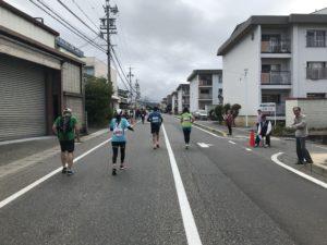 第3回松本マラソン必死に走ります