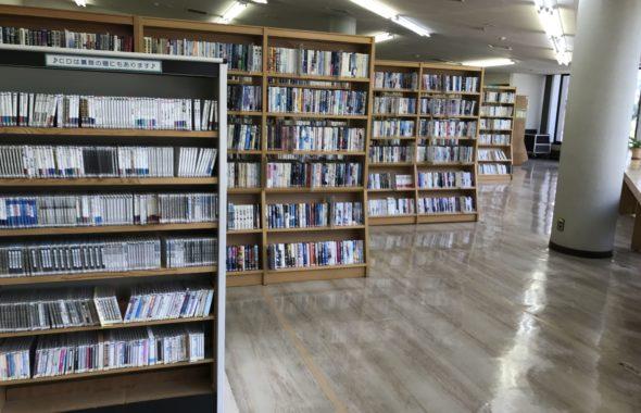 茅野市図書館コロナから復活