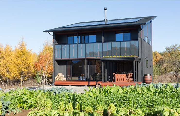 エルハウスデザイナーズ住宅「くらすの家」