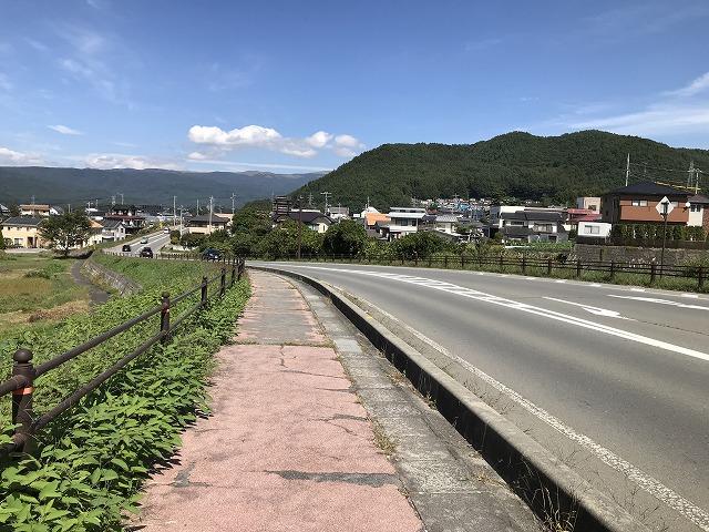 茅野市の小泉山でトレラン