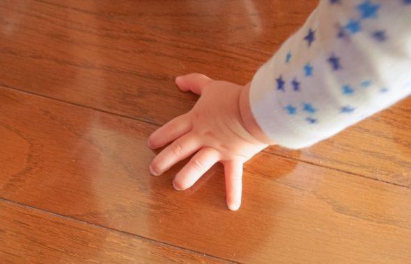 赤ちゃんのスキンケアとアレルギー