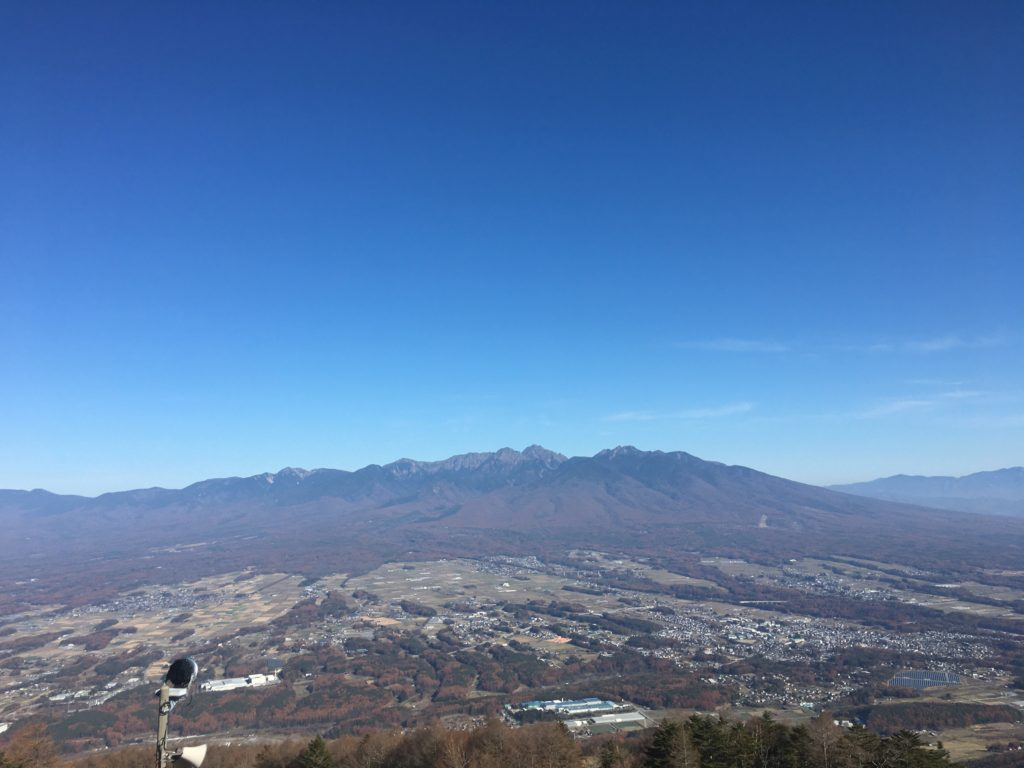 パノラマ富士見