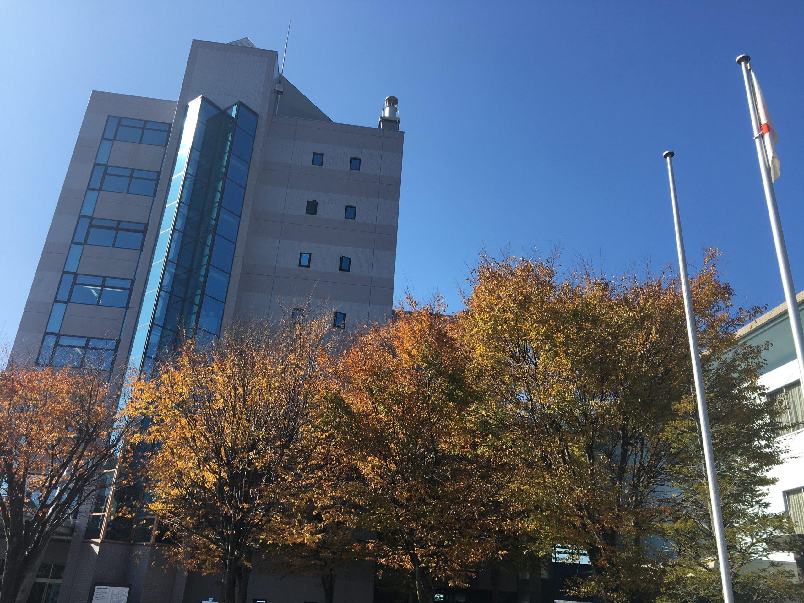 茅野市役所