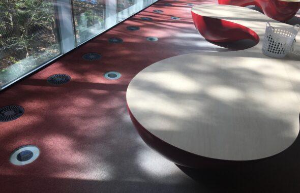 まつもと市民芸術館絨毯