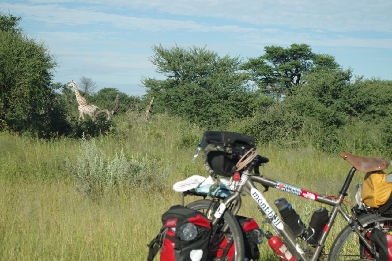 アフリカ放浪記