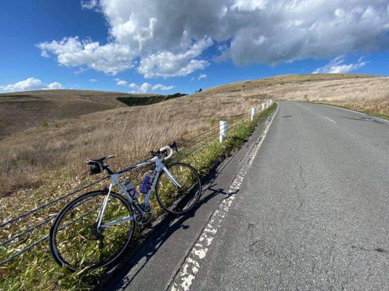 白樺湖~霧ヶ峰ロードバイク