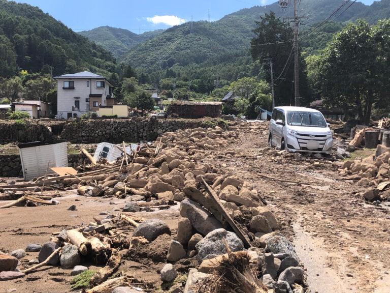 茅野市災害復興支援